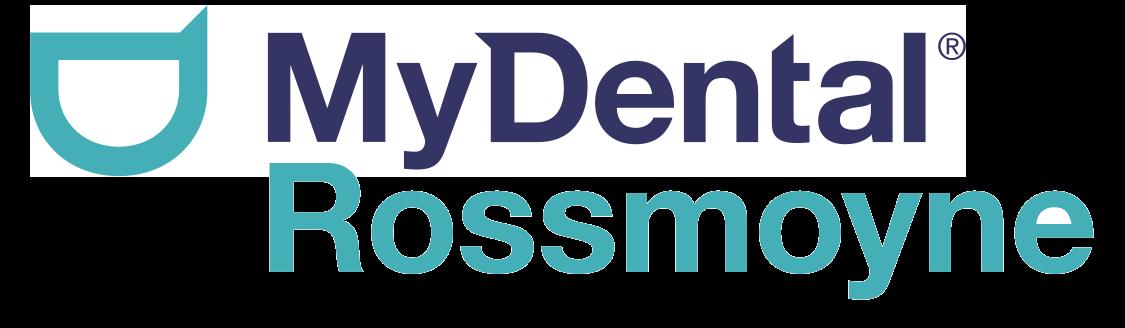 Rossmoyne No Gap Dental Logo